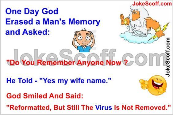 Husband Jokes
