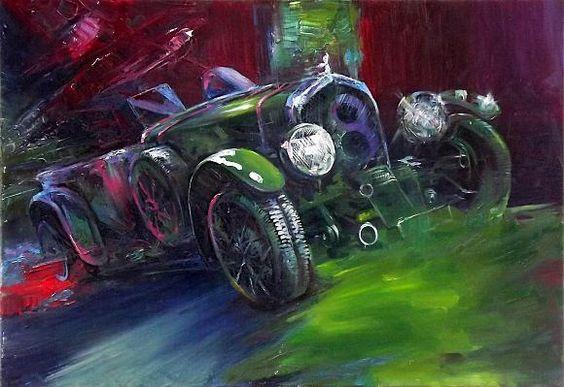 Bentley, автор Спатарь Александр. Артклуб Gallerix