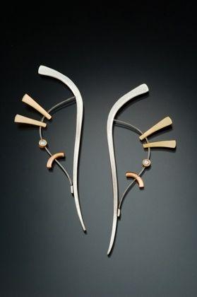 Cable earrings | Matt Willig
