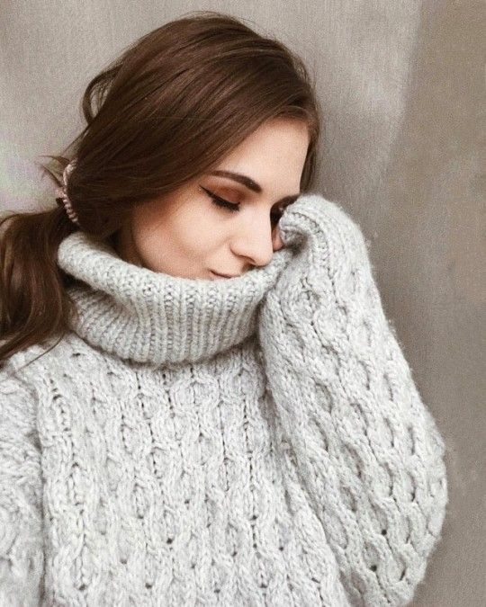 Tumblr | Sweaters, Turtleneck sweater, Knitted sweaters