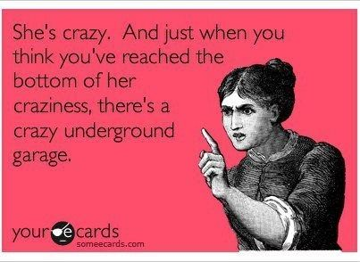 Crazy Ex-Wife Quotes | How To Get A Good Laugh From A Crazy Ex « Read Less