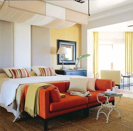 Pie de cama baul banqueta para realzar el estilo al - Banqueta para dormitorio ...