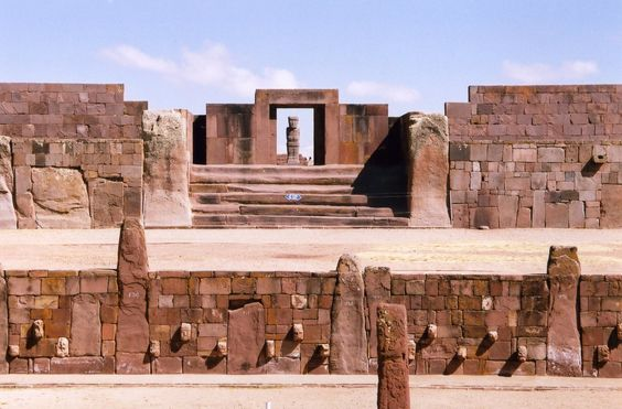 Tiwanakuis an important Pre-Columbian archaeological site in Bolivia. Tiwanaku was the ritual and administrative capital of a major state, one of the most important precursors to the Inca Empire, flourishing for approximately five hundred years between 500 AD and 1000 AD.