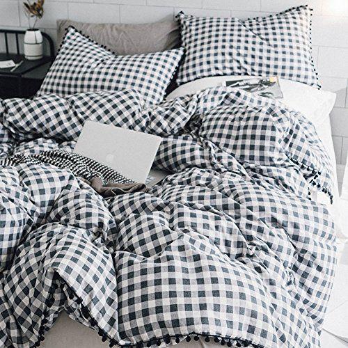 Gfdsgjfdfdgbh Cotton Quilt Cover Student Dormitory Quilt Cover Single Striped Double Cotton Quilt Cover Bed Single Quilt Cover G 20 Sheets Egyptian Cotton Home