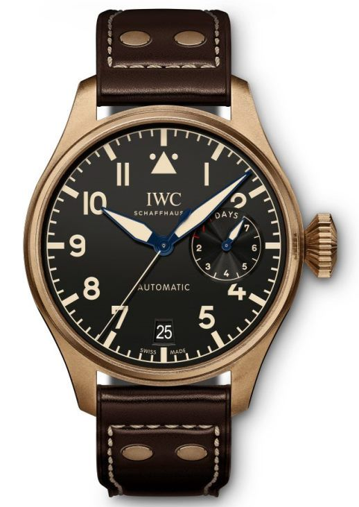 IWC Big Pilot's Watch Heritage Ref. IW501005