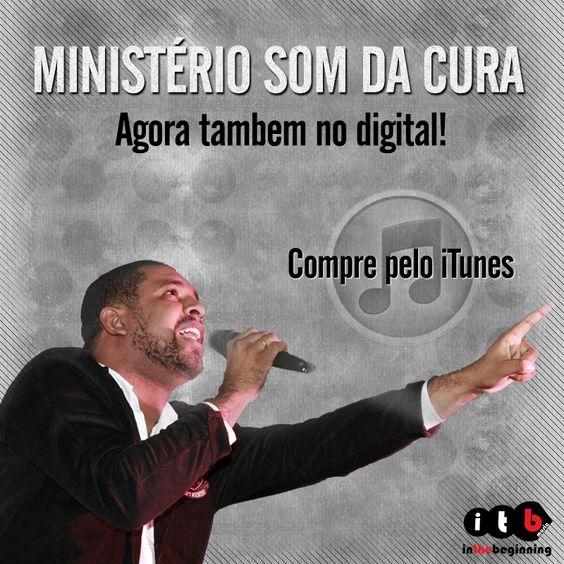 """Som da Cura - Rafael Bomfim agora também no digital! Compre o álbum """"A Glória é dEle"""" pelo iTunes: https://itunes.apple.com/br/album/a-gloria-e-dele/id673947904 #musicagospel #gospel #itbmusic #somdacura #rafaelbonfim #agloriaedele #iTunes"""