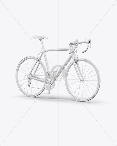 Download Road Universal Bicycle Mockup Halfside View In Vehicle Mockups On Yellow Images Object Mockups Mockup Free Psd Bicycle Mockup Downloads