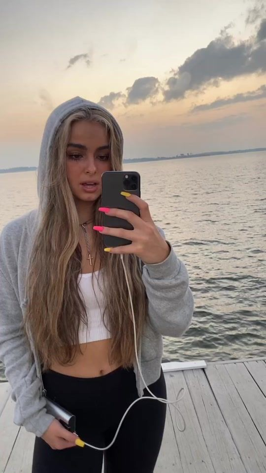 Phone Down Created By Lost Kings Popular Songs On Tiktok Girl Celebrities Stylish Girl Pic Famous Girls