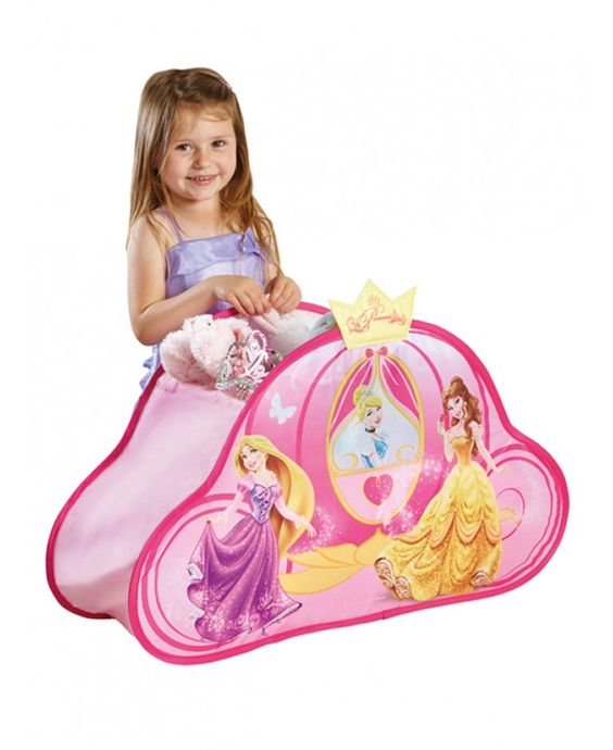 The Disney Princess Pop Up Storage Tidy Is Perfect For Storing All