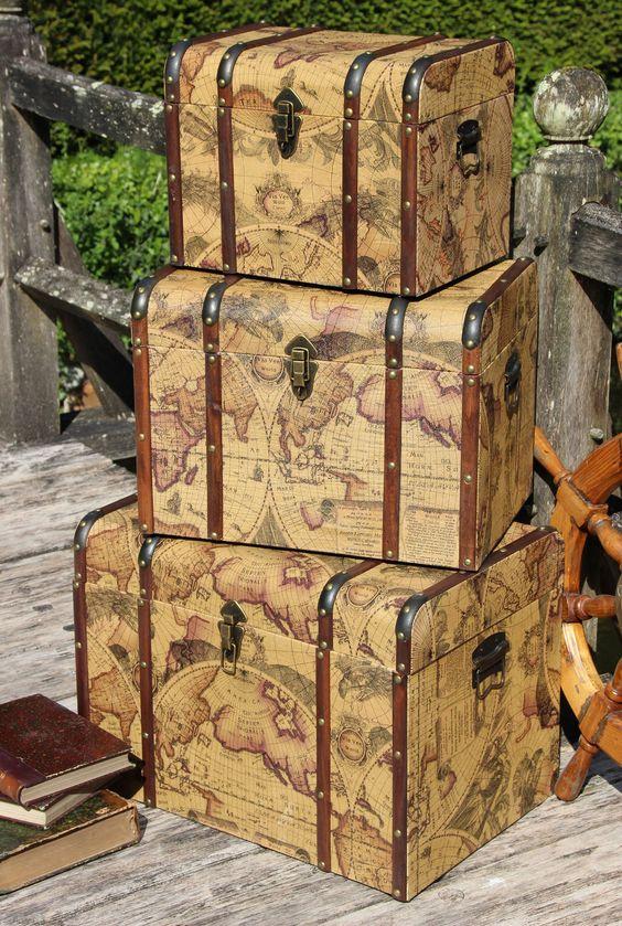 Indispensables pour votre d coration marine succombez for Decoration marine bois