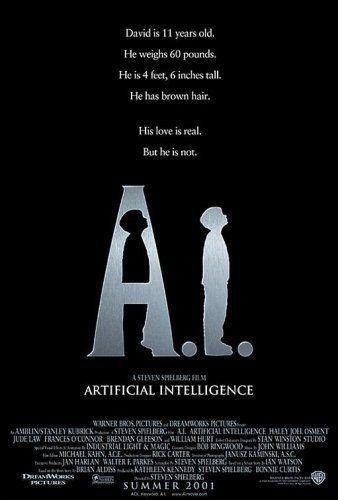 Artificial Intelligence: A.I. (2001) - Steven Spielberg. A.I. - Intelligenza artificiale.