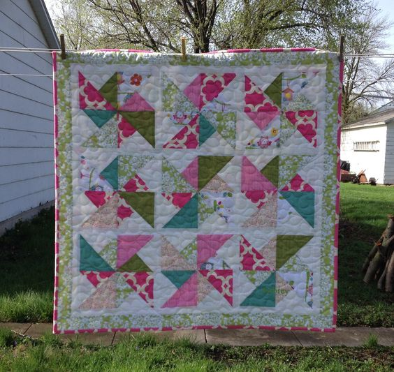 I make custom quilts! .  www.prairiegirlquilts.com https://www.facebook.com/pages/Prairie-Girl-Quilts/179740788771954