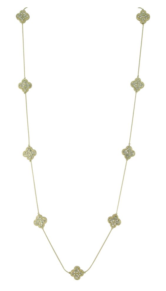 Soap Opera Jewelry has Kate Howard's Clover Necklace from GENERAL HOSPITAL!