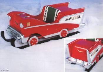 Christmas Chevrosleigh Plans
