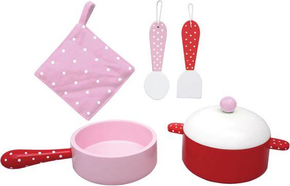JaBaDaBaDo Topf - und Pfannen-Set pink K9070 bei Papiton bestellen. Цена 21,95
