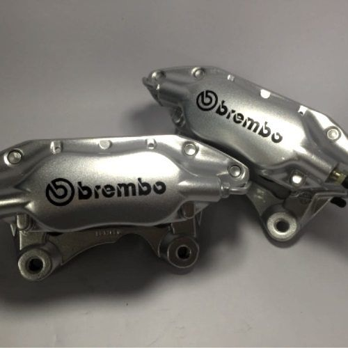 Brembo 4 Pot Brake Calipers Fitting For A Ford Focus Rs Mk1 Brake Calipers Focus Rs Ford Focus Rs
