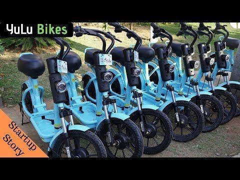 Yulu Bikes Electric Micro Mobility In India Startup Story Youtube Bike Startup Stories Electric Bike