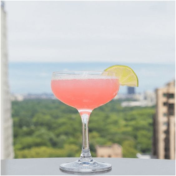 Cosmopolitan - 15 Scrumptious and Easy Wedding Signature Drinks (With Recipes!) - EverAfterGuide