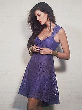 Found this on Free People. They have so many adorable clothes! It's too bad I'll never be able to afford any of it.