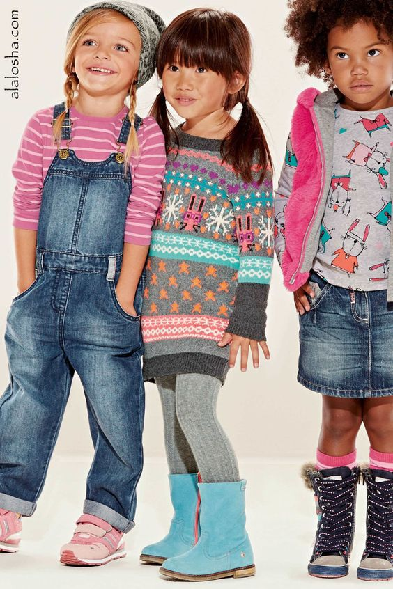ALALOSHA: VOGUE ENFANTS: Get a closer look to the ‪#NEXT #girlswear collection with the finest details!