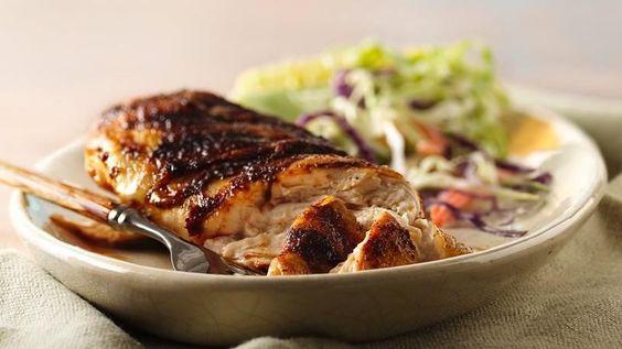 BBQ Rubbed Chicken