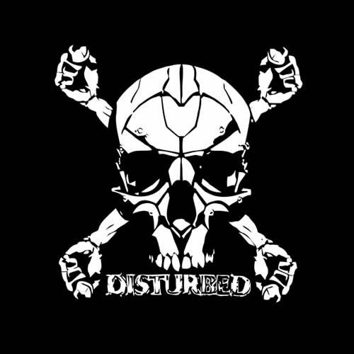 Disturbed – Down with the Sickness (single cover art)