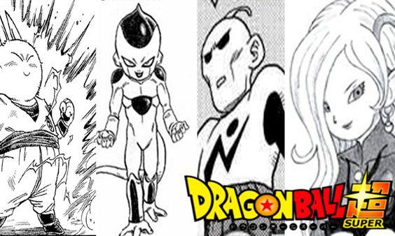 Dragon ball super/¿POSIBLES NUEVOS PERSONAJES BASADOS EN PASADAS OBRAS D...