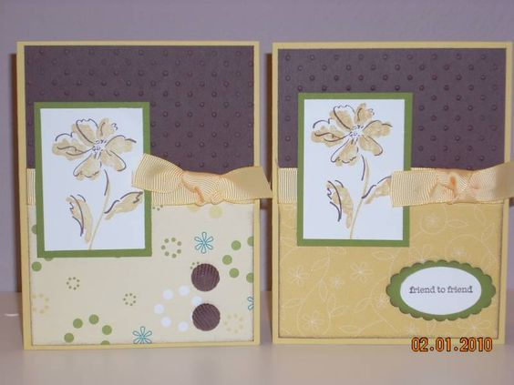 Splitcoaststampers FOOGallery - Prints & Polka Dots Cards