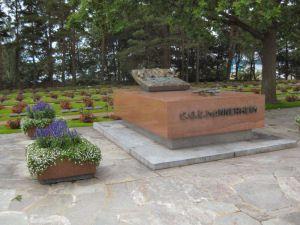 Viimeinen leposija - Carl Gustaf Emil Mannerheim