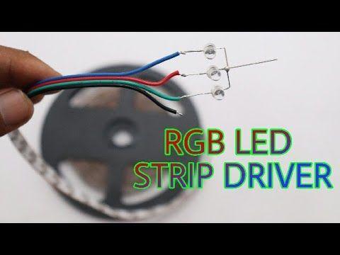 Youtube Led Strip Rgb Led Transistors