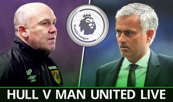 Hull v Manchester United LIVE: Follow all the action at the KCOM Stadium