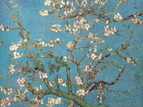 Vincent van Gogh - Almond Blossom, 1890