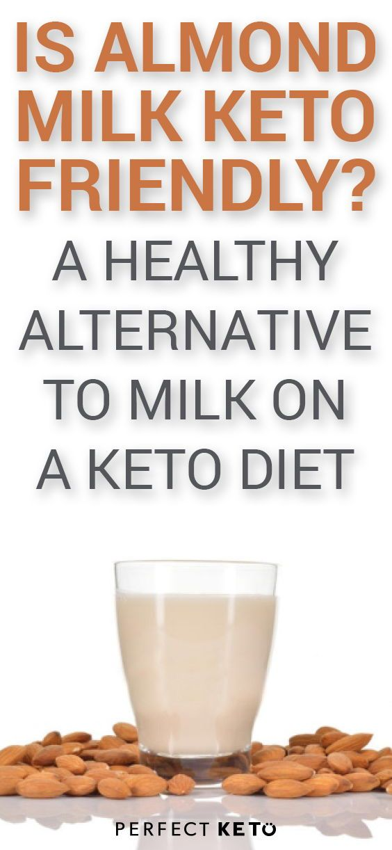 milk and the keto diet