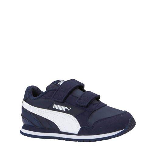 Puma ST Runner v2 NL V Inf sneakers blauw/wit - Blauw ...