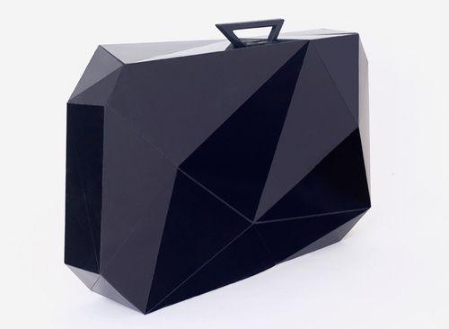 origami suitcase