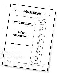 Worksheets Temperature And Its Measurement Key temperature and its measurement worksheet mysticfudge every day student reading on pinterest