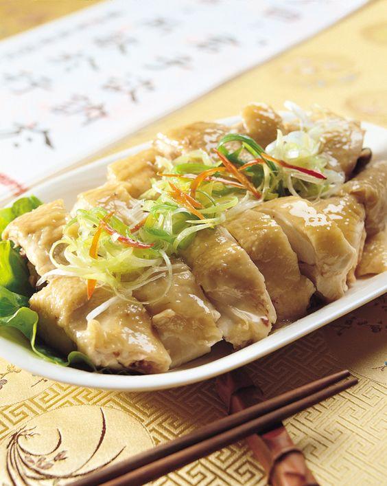 Scallion chicken recipe chinese