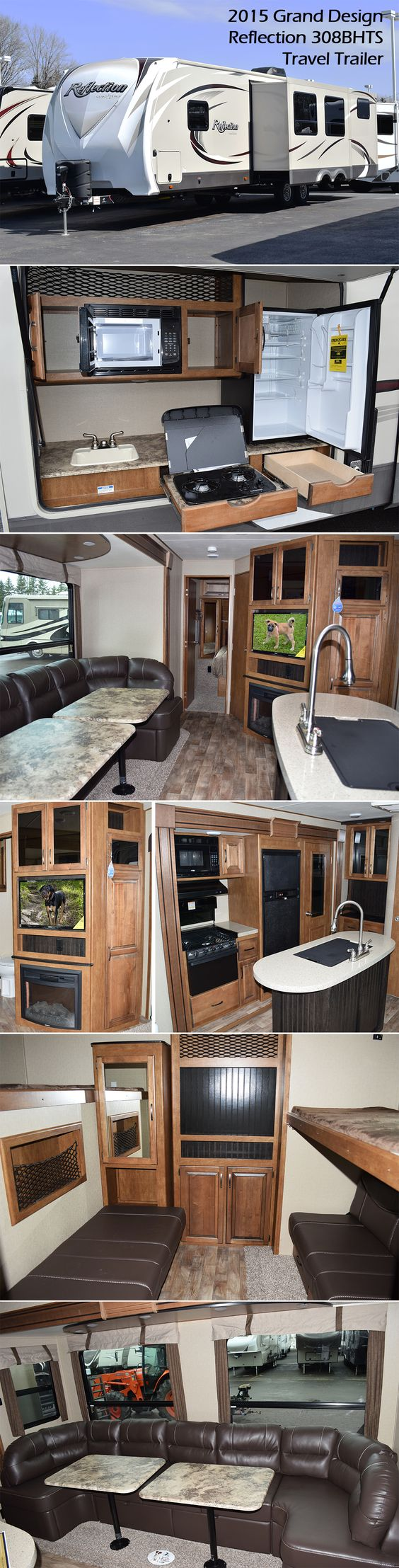 travel trailers luxury travel trailers style grand designs