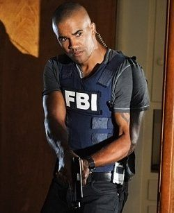 Shemar Moore of Criminal Minds. Yes, I know this is just an actor portraying a fictional character, but it's my board so just be quiet and let me look at him.