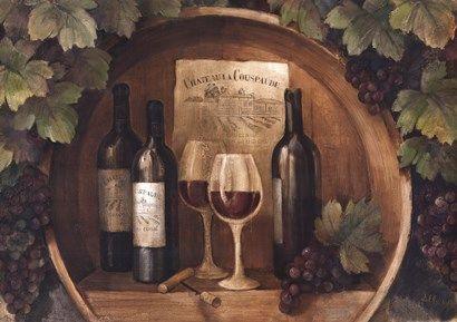 At the Winery at FramedArt.com