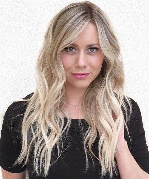 Cool Long Wavy Hairstyles 2018 For Women Styles Beat In 2020 Long Thin Hair Hairstyles For Thin Hair Long Wavy Hair