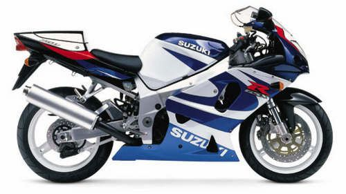 Suzuki Gsxr750 Factory Service Manual 2000 2003 Download Suzuki Suzuki Gsxr Blue Bikes