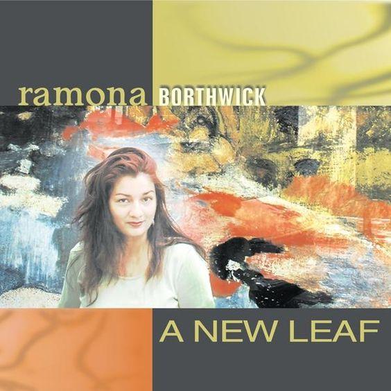 Ramona Borthwick - New Leaf, Red
