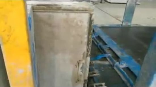 Hot Item Concrete Lightweight Dry Eps Wall Panel Machine Cement Wall Panel Machinery In 2020 Wall Paneling Making Machine Cement Walls
