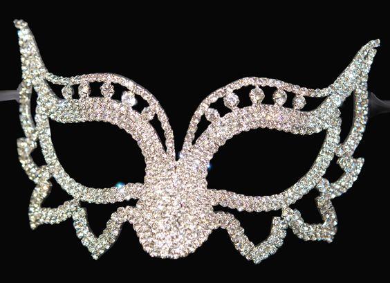 Mardi Gras Masquerade Masks | View detailed images (1)