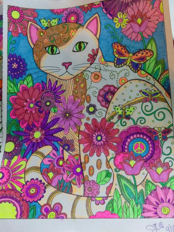 manhattan adult coloring book meetup