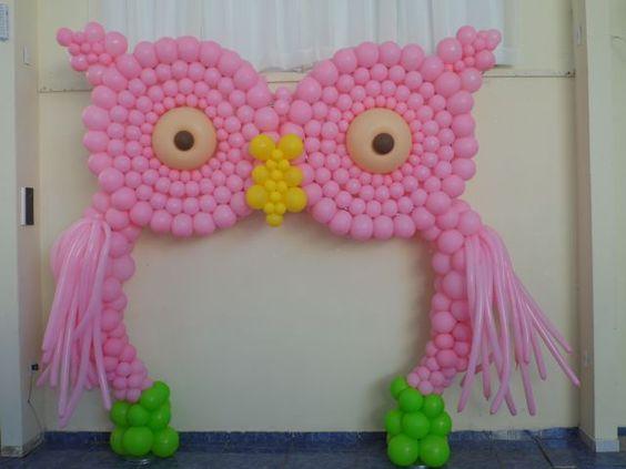 Curso de Balões! Aperfeiçoamento - **Parabéns e Cia** Decoração de Festas , Eventos e Cursos!!!