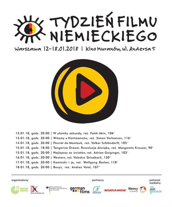 Przegląd Filmu Niemieckiego - Muranów