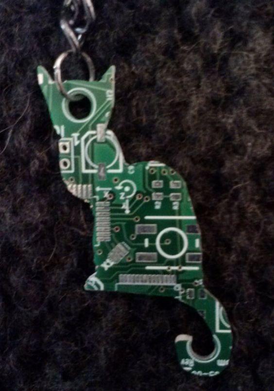Circuit board cat.