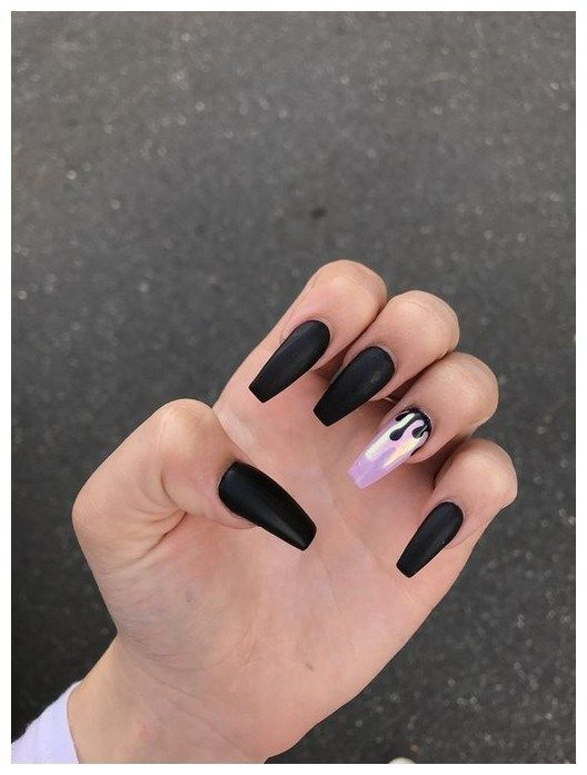 42 pretty \u0026 simple short nail design for style 2019 00139